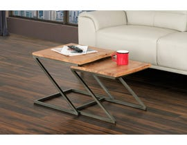 Primo Nesting Table in Light Brown 8237
