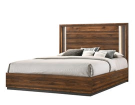 Lifestyle Sandra Series 3pc Bed in Walnut C8315A