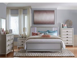 Lifestyle Franco Series 6pc Queen Bedroom Set in Pearl C8338A