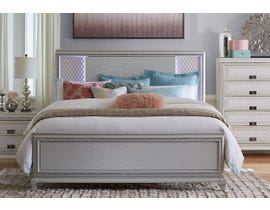 Lifestyle Franco Series 3pc Queen Bed in Pearl C8338A