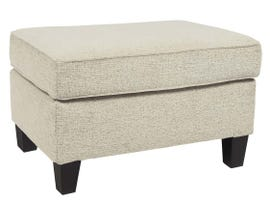 Signature Design by Ashley Abinger Series Ottoman in Natural 8390414