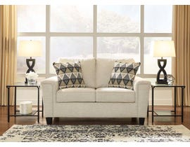 Signature Design by Ashley Abinger Series Loveseat in Natural 8390435