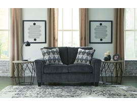 Signature Design by Ashley Abinger Series Loveseat in Smoke 8390535