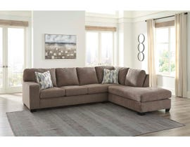 Signature Design by Ashley Dalhart Series 2pc Sectional in Hickory 85704-66-17
