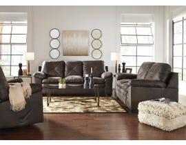 Signature Design by Ashley Speyer Collection 3Pc Fabric Living Room Set in Teak 86002-25-35-38
