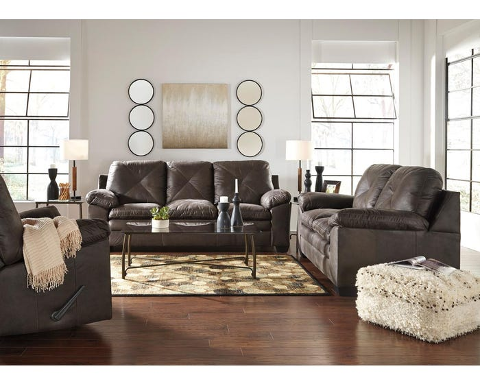 Ashley Living Room Sets.Signature Design By Ashley Speyer Collection 3pc Fabric Living Room Set In Teak 86002 25 35 38