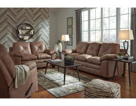 Signature Design by Ashley Speyer Collection 3 Pc Fabric Living Room Set in Bark 86003-25-35-38