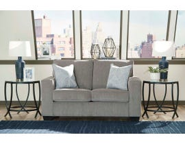 Signature Design by Ashley Altari Series Loveseat in Alloy 8721435
