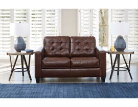 Signature Design by Ashley Altonbury Series Loveseat in Walnut 8750435