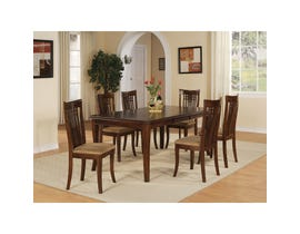 Brassex Felix 7-piece Dining Set Espresso 877-72-SET