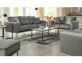 Signature Design by Ashley Macleary Series Sofa Set in Steel Grey 89007