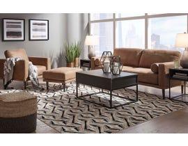 Signature Design by Ashley Arroyo Series 3 PC RTA Sofa Set in Caramel 89401-38-35-20