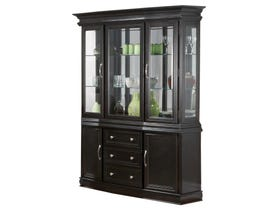 D803 BUFFET/ HUTCH with storage