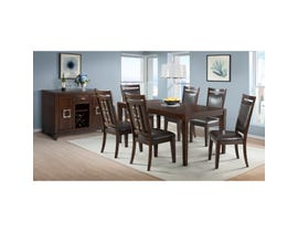 High Society RODNEY 7 PC DINING SET RD200