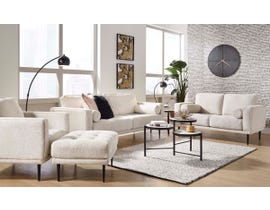 Signature Design by Ashley Caladeron Series 3pc Sofa Set in Sandstone 90804-38-35-20