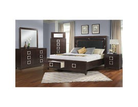 RODNEY Collection 6 PIECE KING BEDROOM SET