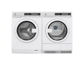 Electrolux 24 inch wide Compact Washer compact and dryer EFLS210TIW-EFDC210TIW