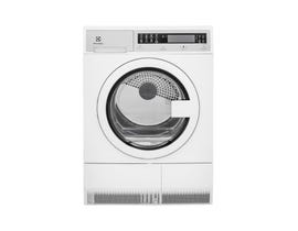 Electrolux 24 inch 4.0 cu. ft. Compact Electric Dryer in White EFDC210TIW