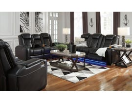 Ashley Party Time Series 3pc Sofa Set in Midnight 37003