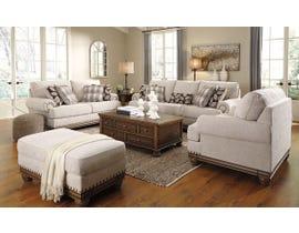 Ashley Harleson Series 3pc Fabric Sofa Set in Wheat 15104