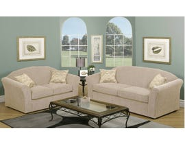 A-Class 2pc Sofa Set in Nexus 20 2510