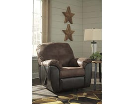 Signature Design by Ashley Gregale Series Rocker Recliner in Coffee 9160325