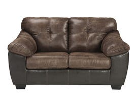 Signature Design by Ashley Gregale Series Loveseat in Coffee 9160335