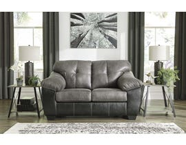 Signature Design by Ashley Gregale Series Loveseat in Slate 9160535