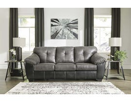 Signature Design by Ashley Gregale Series Sofa in Slate 9160538