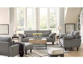 Signature Design by Ashley Fortney Series Leather Sofa Set in Mahogany 9170138-35-20