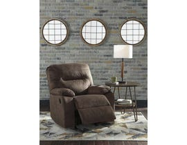 Signature Design by Ashley Recliner in Coffee 9380225C