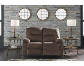 Signature Design by Ashley Reclining Loveseat in Coffee 9380286