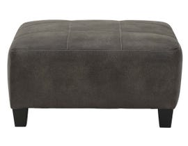 Signature Design by Ashley Navi Series Oversized Accent Ottoman 9400208