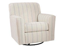 Signature Design by Ashley Alandari Collection Accent Chair in Gray 98310
