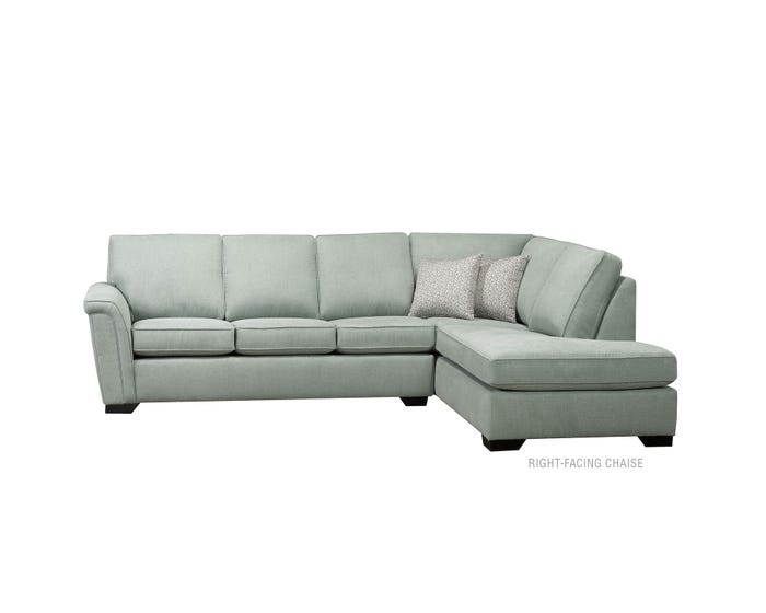 Remarkable Sofa By Fancy 2 Piece Sectional In Light Grey Green 9908 Alphanode Cool Chair Designs And Ideas Alphanodeonline