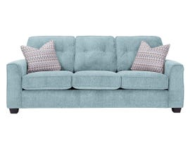 Decor-Rest Rico Collection Sofa in Maxie Sky 2967