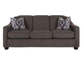 Decor-Rest Fabric Sofa in Maxi Espresso 2934
