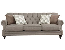Decor-Rest Fabric Sofa in Taupe 2133