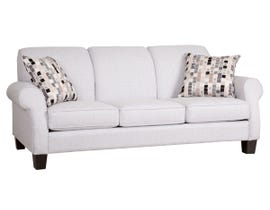 Decor-Rest Joey Sky Collection Fabric Sofa in Grey 2025