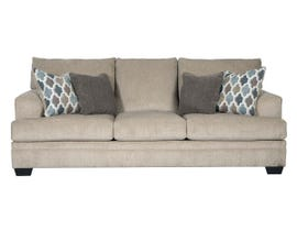 Signature Design by Ashley Dorsten Collection Fabric Sofa in Sisal 77205