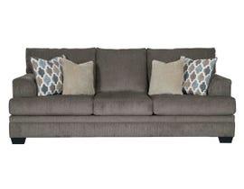 Signature Design by Ashley Dorsten Collection Fabric Sofa in slate 77204