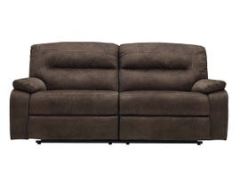 Signature Design by Ashley Reclining Sofa in Coffee 9380281C