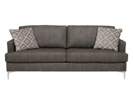 Signature Design by Ashley Arcola Series RTA Fabric Sofa in Java 8260438AB