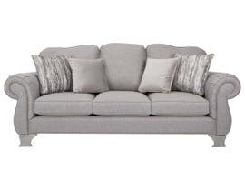 Decor-Rest Fabric Sofa in Grey 6933