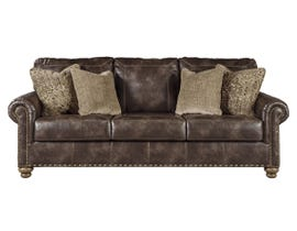 Signature Design by Ashley Nicorvo Sofa in Coffee 8050538