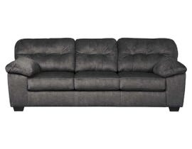 Signature Design by Ashley Accrington Series Fabric Sofa in Granite 7050938