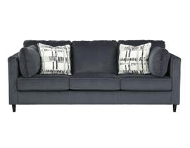 Signature Design by Ashley Kennewick Series Sofa in Shadow 1980338