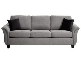 SBF Upholstery Fabric Sofa in Troy 60