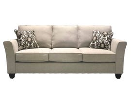 A&C Furniture Fabric Sofa in 33 2550