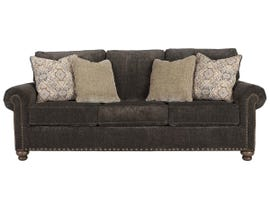 Signature Design by Ashley Stracelen Collection Fabric Sofa in Sable 80603